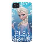 Elsa snödrottningen iPhone 4 skydd