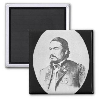 Ely Samuel Parker (1828-95) Senecachef och Feder Magnet