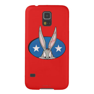 Emblem för BUGS BUNNY ™stjärnor Galaxy S5 Fodral