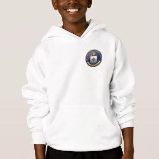 Emblem för centralintelligens (CIA)byrå T-shirts