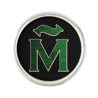 Emblem för Morrissey symbolslag Rockslagsnål