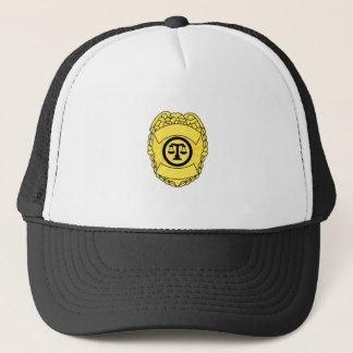 Emblem Truckerkeps