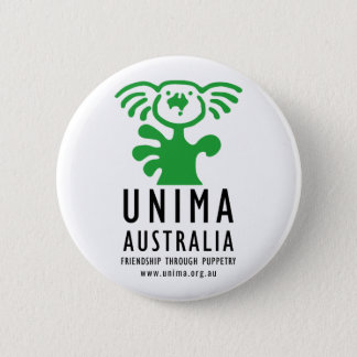 EmblemVIT för UNIMA Australien Standard Knapp Rund 5.7 Cm