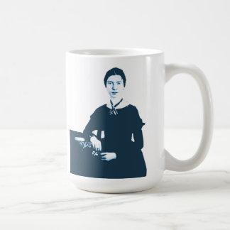 Emily Dickinson mugg
