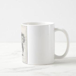 Emmanuel Arago av Honore Daumier Kaffemugg