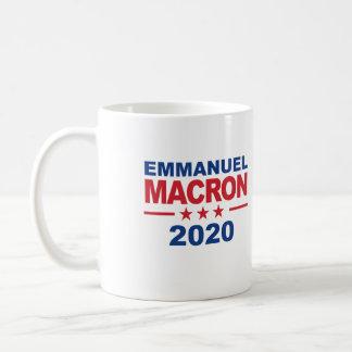 Emmanuel Macron 2020 - Kaffemugg