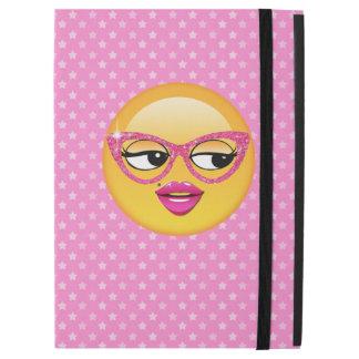 """Emoji Flirty flicka ID227 iPad Pro 12.9"""" Skal"""