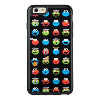 Emoji för sesamgataPals mönster OtterBox iPhone 6/6s Plus Skal