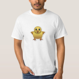 """Emoji höna """"SNATTER AV!"""", T-tröja Tröja"""