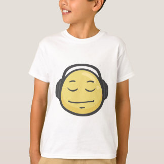 Emoji: Hörluraransikte T Shirt