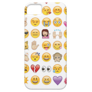 emoji iPhone 5 cases