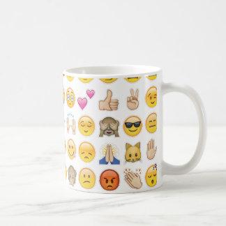 emoji kaffemugg