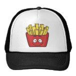 Emoji pommes frites trucker keps