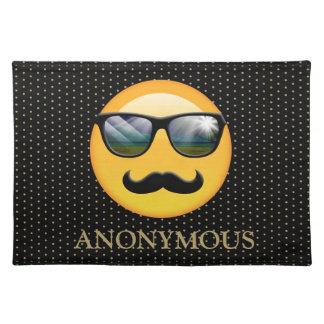 Emoji toppen skuggig ID230 Bordstablett