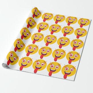 emojisamling presentpapper