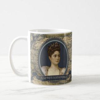 EmpressAlexandra historisk mugg