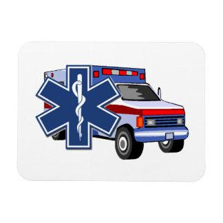 Ems-ambulans Magnet