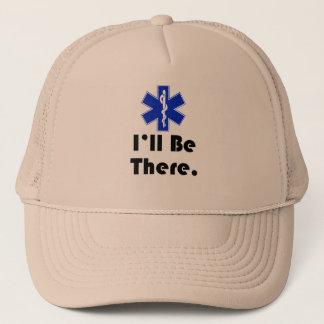 EMT ska jag är där Truckerkeps