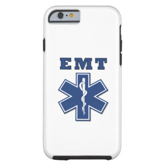 EMT-stjärna av liv Tough iPhone 6 Case