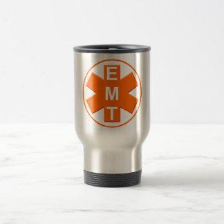 EMT-travel mug - orange Resemugg