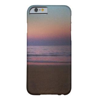 En afton på en strand barely there iPhone 6 fodral