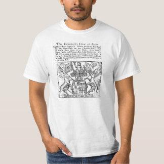 En alkis vapensköldoriginal tshirts