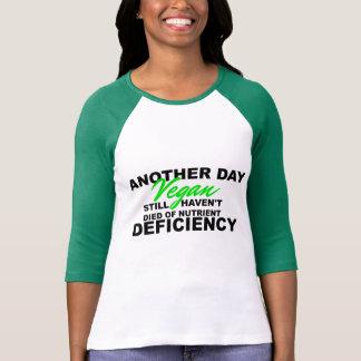 En annan dagvegan tee shirts