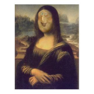 En annan Mona Lisa Vykort