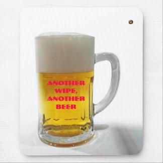 En annan öl mus mattor