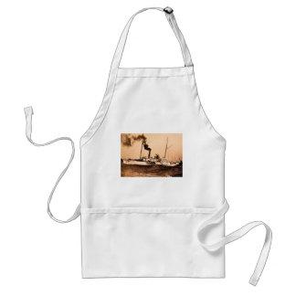 En av vintage Louis Pesha Great Lakes för Uncle Förkläde