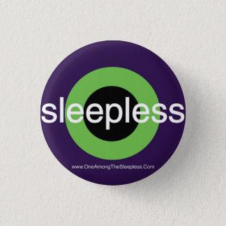 En bland det sömnlösa Roundel emblem Mini Knapp Rund 3.2 Cm