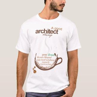 en bra arkitekt t-shirt