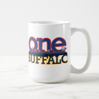 En buffel kaffemugg