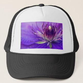 En Calyx av för fotografikonst för blått den blom- Keps