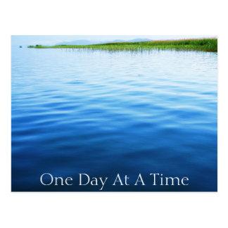 En dag i sänder vykort