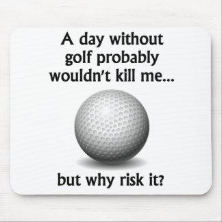En dag utan Golf Musmatta