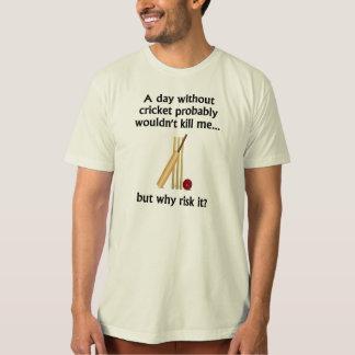 En dag utan syrsa t shirts