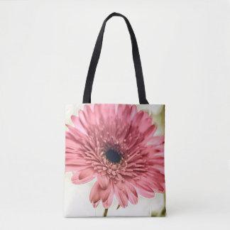 En daisy för dig som en digital rosa daisy tygkasse