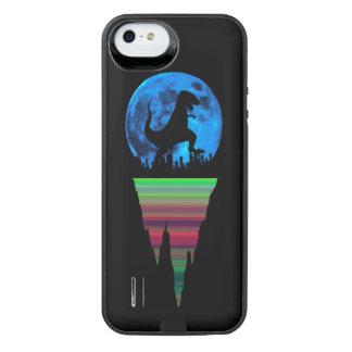 En Dinosaur i staden iPhone SE/5/5s Batteri Skal