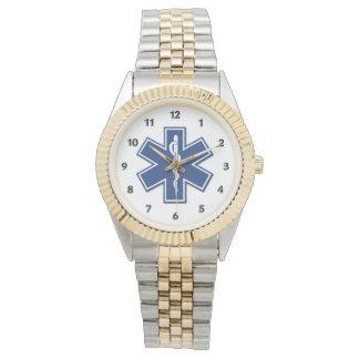En EMS-stjärna av liv Armbandsur
