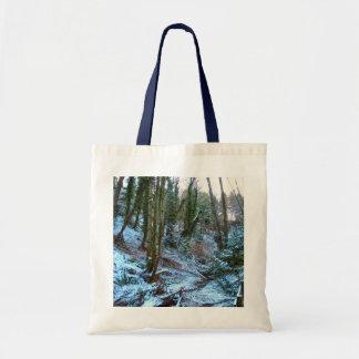 En gå i skogen tygkasse