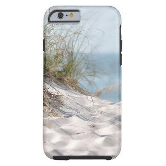 En gå på stranden tough iPhone 6 fodral