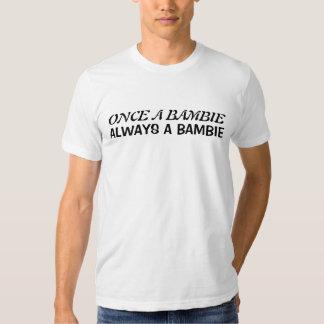 En gång en Bambie Tee Shirt