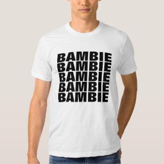 En gång en Bambie Tröjor
