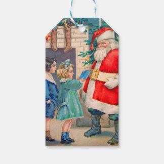 En gåva för Santa Presentetikett