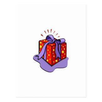 En gåva till Gve någon Vykort