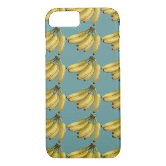 en grupp av bananer