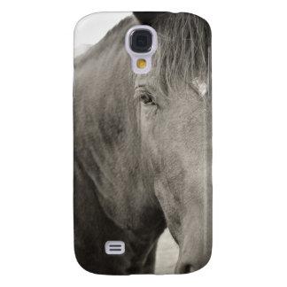 En häst Souliphone case Galaxy S4 Fodral