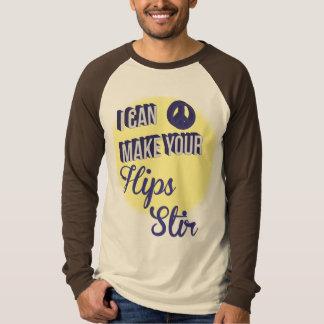 En Hipsterskjorta Tee Shirts