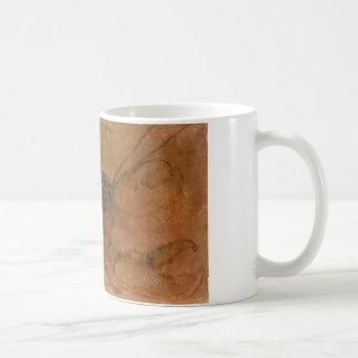 En hummer av Albrecht Durer Kaffemugg